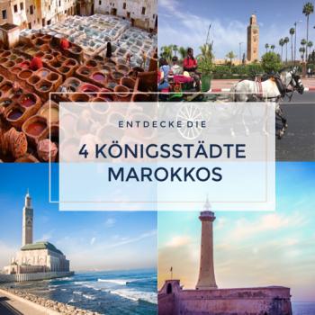 4 Königsstädte Marokko